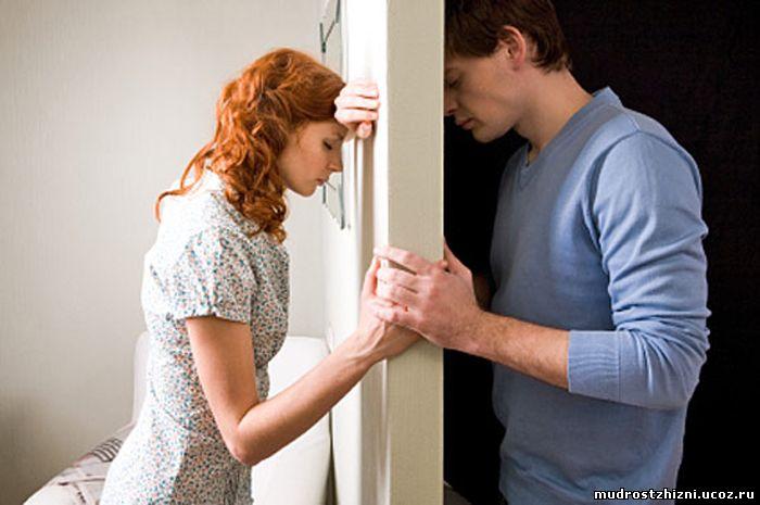 сущности, муж при разводе ревнует подходе зеркалам